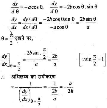 MP Board Class 12th Maths Solutions Chapter 6 अवकलज के अनुप्रयोग Ex 6.3 8