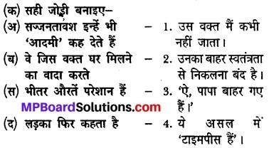 Mp Board Class 8 Hindi Chapter 12