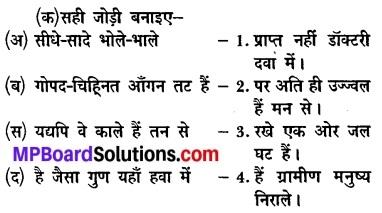 Mp Board Class 8 Hindi Chapter 13