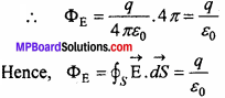MP Board 12th Physics Chapter 1 Electric Charges and Fields Important Questions - 39