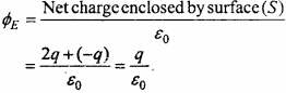 MP Board 12th Physics Chapter 1 Electric Charges and Fields Important Questions - 5