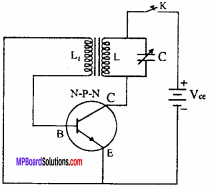 MP Board 12th Physics Important Questions Chapter 14 Semiconductor Electronics Materials, Devices and Simple Circuits 32