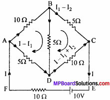 MP Board 12th Physics Important Questions Chapter 3 Current Electricity - 33