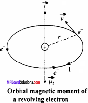 MP Board 12th Physics Important Questions Chapter 5 Magnetism and Matter 12