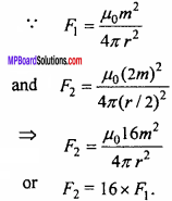 MP Board 12th Physics Important Questions Chapter 5 Magnetism and Matter 26