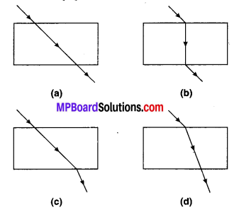 MP Board Class 10th Science Solutions Chapter 10 प्रकाश-परावर्तन तथा अपवर्तन 22