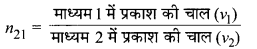 MP Board Class 10th Science Solutions Chapter 10 प्रकाश-परावर्तन तथा अपवर्तन 33