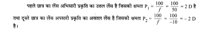MP Board Class 10th Science Solutions Chapter 10 प्रकाश-परावर्तन तथा अपवर्तन 41