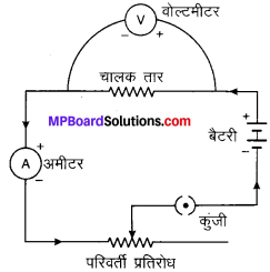 MP Board Class 10th Science Solutions Chapter 12 विद्युत 50