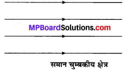 MP Board Class 10th Science Solutions Chapter 13 विद्युत धारा का चुम्बकीय प्रभाव 2