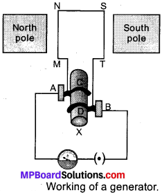 MP Board Class 10th Science Solutions Chapter 13 Magnetic Effects of Electric Current 6