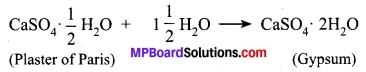 Class 10th Science Chapter 2 Solution Mp Board