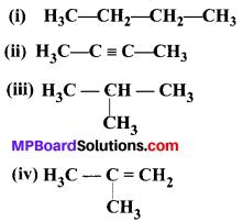 MP Board Class 10th Science Solutions Chapter 4 कार्बन एवं इसके यौगिक 27