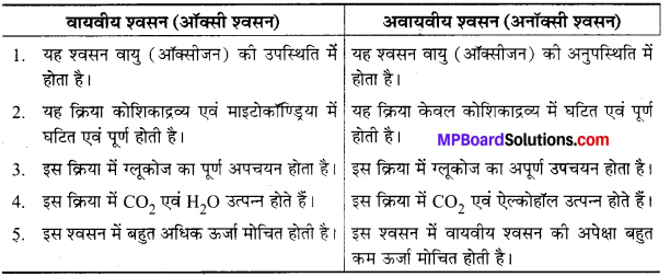 MP Board Class 10th Science Solutions Chapter 6 जैव प्रक्रम 2