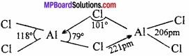 MP Board Class 11th Chemistry Important Questions Chapter 11 p - Block Elements img 14