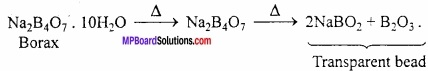 MP Board Class 11th Chemistry Important Questions Chapter 11 p - Block Elements img 28