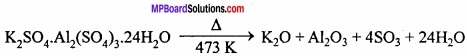 MP Board Class 11th Chemistry Important Questions Chapter 11 p - Block Elements img 47