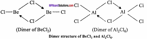 MP Board Class 11th Chemistry Important Questions Chapter 11 p - Block Elements img 50