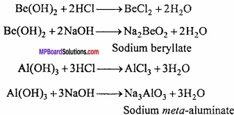 MP Board Class 11th Chemistry Important Questions Chapter 11 p - Block Elements img 51