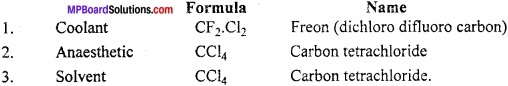 MP Board Class 11th Chemistry Important Questions Chapter 11 p - Block Elements img 7