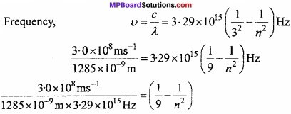 MP Board Class 11th Chemistry Important Questions Chapter 2 Structure of Atom img 15