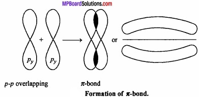 MP Board Class 11th Chemistry Important Questions Chapter 4 Chemical Bonding and Molecular Structure img 12