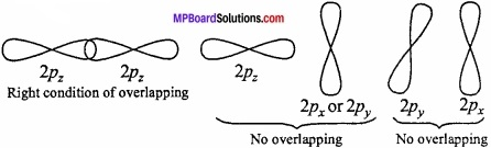 MP Board Class 11th Chemistry Important Questions Chapter 4 Chemical Bonding and Molecular Structure img 17