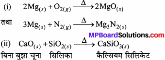 MP Board Class 11th Chemistry Solutions Chapter 10 s-ब्लॉक तत्त्व - 20