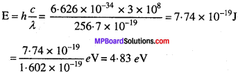 MP Board Class 11th Chemistry Solutions Chapter 2 परमाणु की संरचना - 24