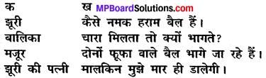 MP Board Class 11th Hindi Makrand Solutions Chapter 3 दो बैलों की कथा-कहानी img-1