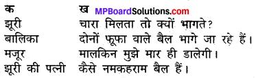 MP Board Class 11th Hindi Makrand Solutions Chapter 3 दो बैलों की कथा-कहानी img-2