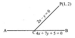 MP Board Class 11th Maths Solutions Chapter 10 सरल रेखाएँ विविध प्रश्नावली img-14