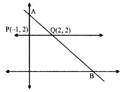 MP Board Class 11th Maths Solutions Chapter 10 सरल रेखाएँ विविध प्रश्नावली img-16