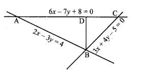 MP Board Class 11th Maths Solutions Chapter 10 सरल रेखाएँ विविध प्रश्नावली img-26