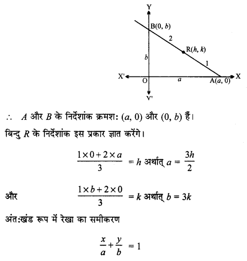MP Board Class 11th Maths Solutions Chapter 10 सरल रेखाएँ Ex 10.2 img-15