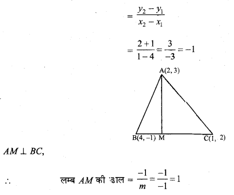 MP Board Class 11th Maths Solutions Chapter 10 सरल रेखाएँ Ex 10.3 img-15
