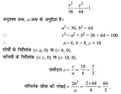 MP Board Class 11th Maths Solutions Chapter 11 शंकु परिच्छेद Ex 11.4 img-3