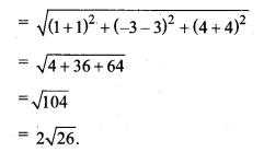 MP Board Class 11th Maths Solutions Chapter 12 त्रिविमीय ज्यामिति का परिचय Ex 12.2 img-3