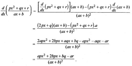 MP Board Class 11th Maths Solutions Chapter 13 सीमा और अवकलज विविध प्रश्नावली img-13