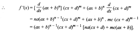 MP Board Class 11th Maths Solutions Chapter 13 सीमा और अवकलज विविध प्रश्नावली img-16