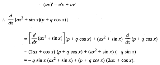 MP Board Class 11th Maths Solutions Chapter 13 सीमा और अवकलज विविध प्रश्नावली img-26