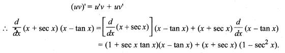 MP Board Class 11th Maths Solutions Chapter 13 सीमा और अवकलज विविध प्रश्नावली img-32