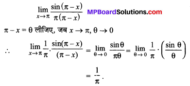 MP Board Class 11th Maths Solutions Chapter 13 सीमा और अवकलज Ex 13.1 img-29