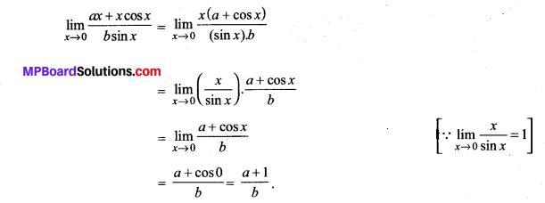 MP Board Class 11th Maths Solutions Chapter 13 सीमा और अवकलज Ex 13.1 img-36