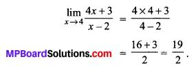 MP Board Class 11th Maths Solutions Chapter 13 सीमा और अवकलज Ex 13.1 img-5