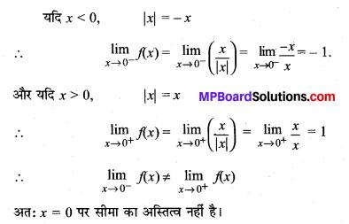 MP Board Class 11th Maths Solutions Chapter 13 सीमा और अवकलज Ex 13.1 img-53
