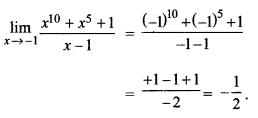 MP Board Class 11th Maths Solutions Chapter 13 सीमा और अवकलज Ex 13.1 img-7