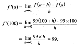 MP Board Class 11th Maths Solutions Chapter 13 सीमा और अवकलज Ex 13.2 img-2
