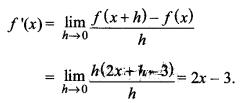 MP Board Class 11th Maths Solutions Chapter 13 सीमा और अवकलज Ex 13.2 img-5