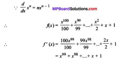 MP Board Class 11th Maths Solutions Chapter 13 सीमा और अवकलज Ex 13.2 img-8